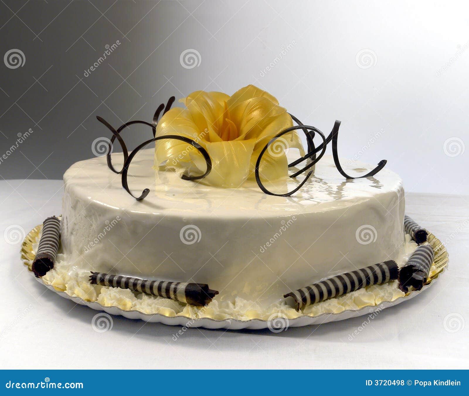 Chocolate Cake Stock Photo Image Of Perfect Individual 3720498