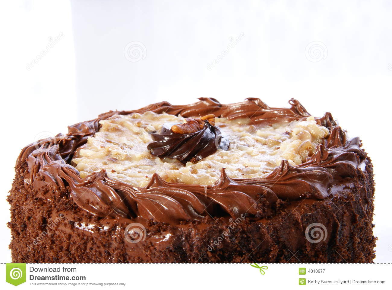 Chocolate Cake Royalty Free Stock Photography - Image: 4010677