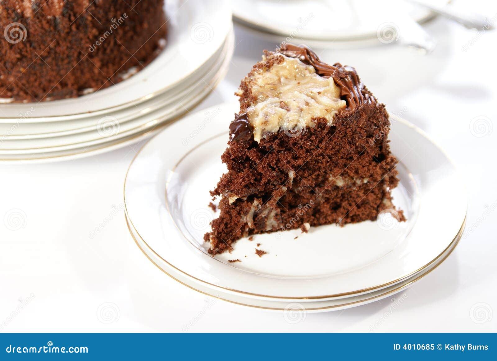 Chocolate Cake Royalty Free Stock Photo - Image: 4010685