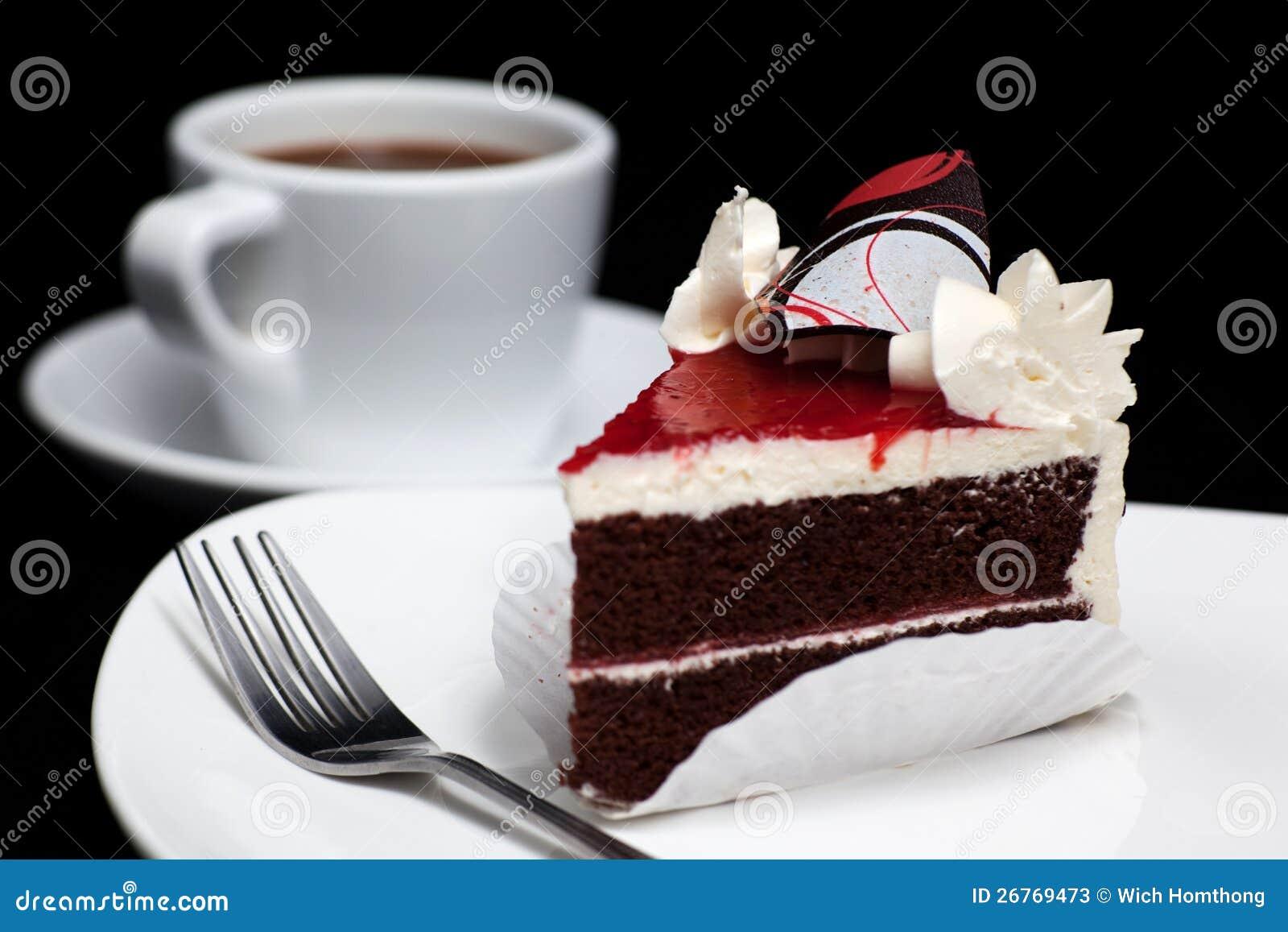 Fruit Cake Slice Images Black And White
