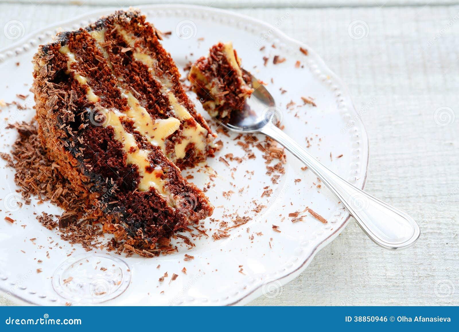 Рецепты тортов сгущенка шоколад