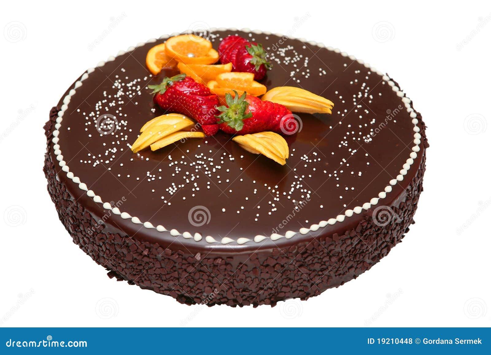 Bosco Chocolate Cake