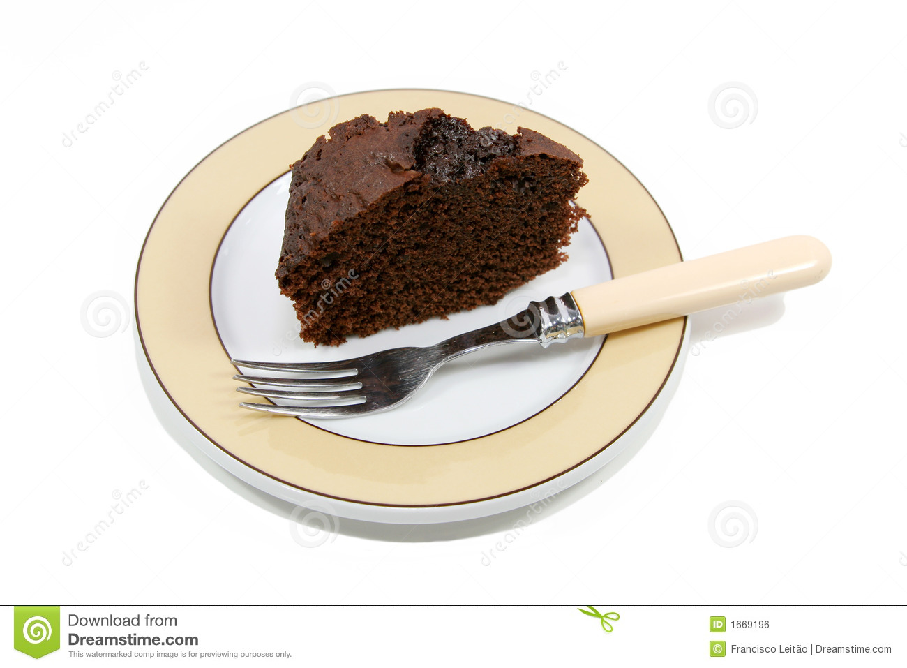 Calories In A Slice Of Chocolate Cake