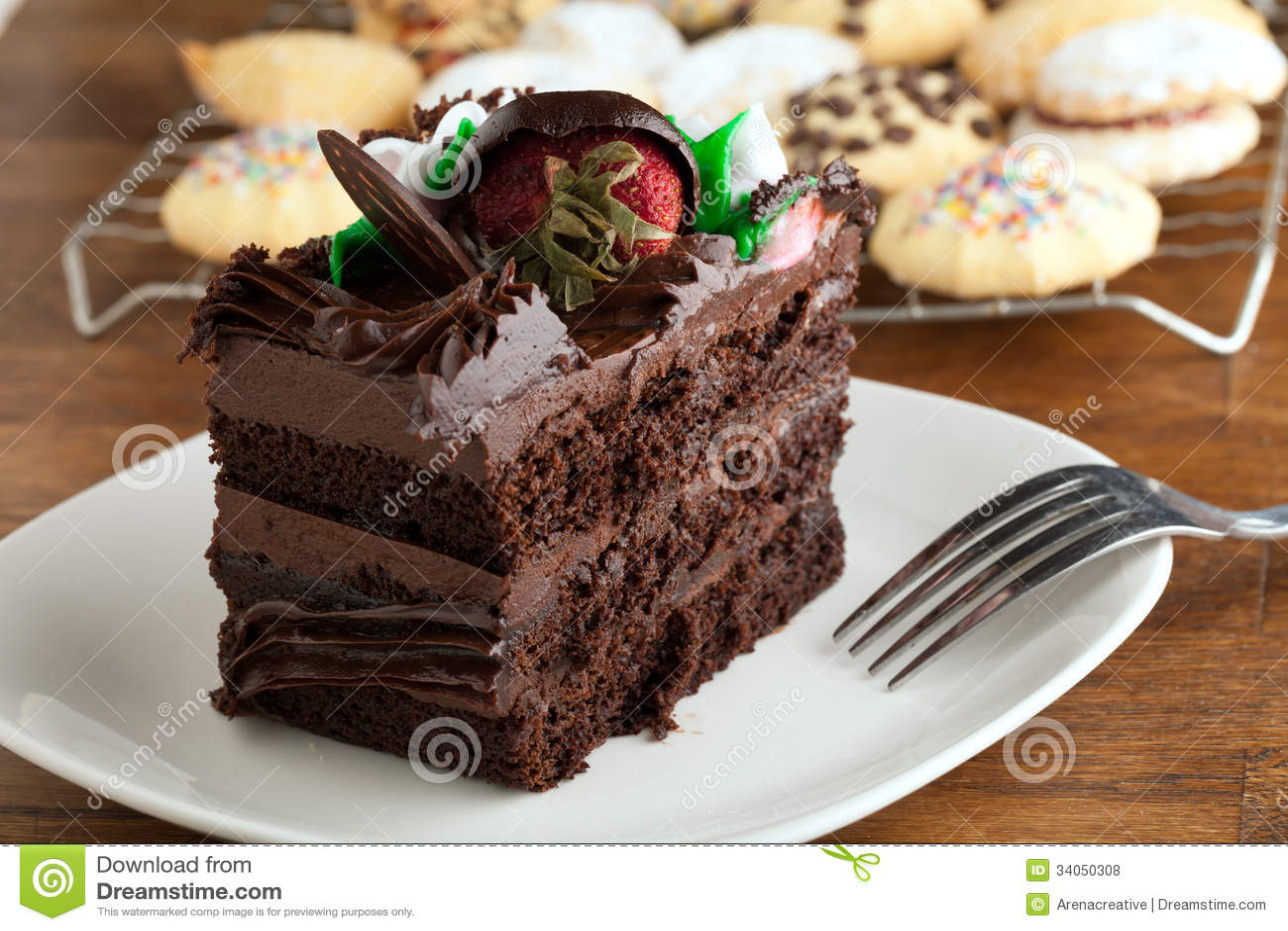 Sugar Free Chocolate Peanut Butter Cake