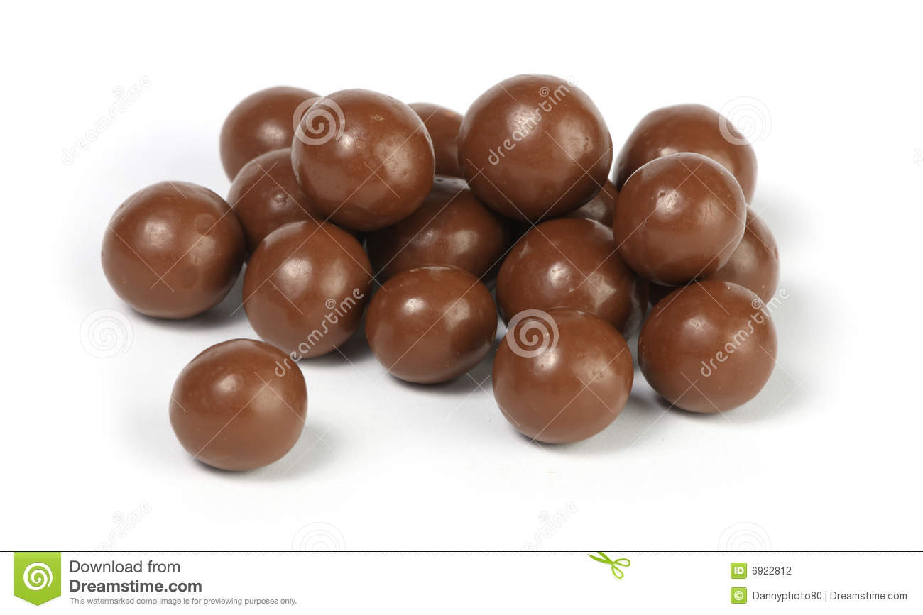 Chocolate Candy Balls Stock Photography - Image: 6922812