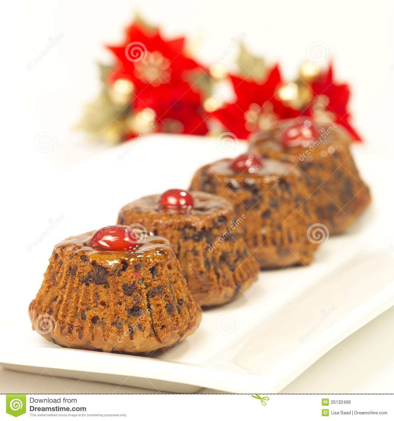 Christmas Tree Muffins: Chocolate Chip Christmas Muffins Royalty Free Stock Images