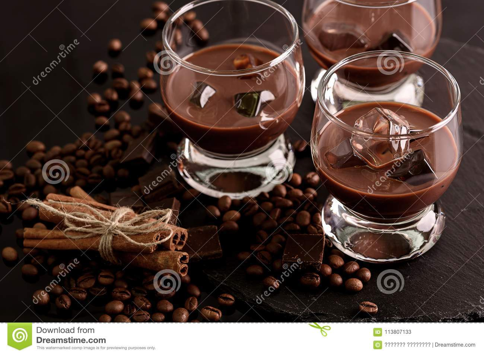 Chocolate-Coffee Meringue Sandwiches | The Wannabe Chef  |Chocolate Coffee Liqueur
