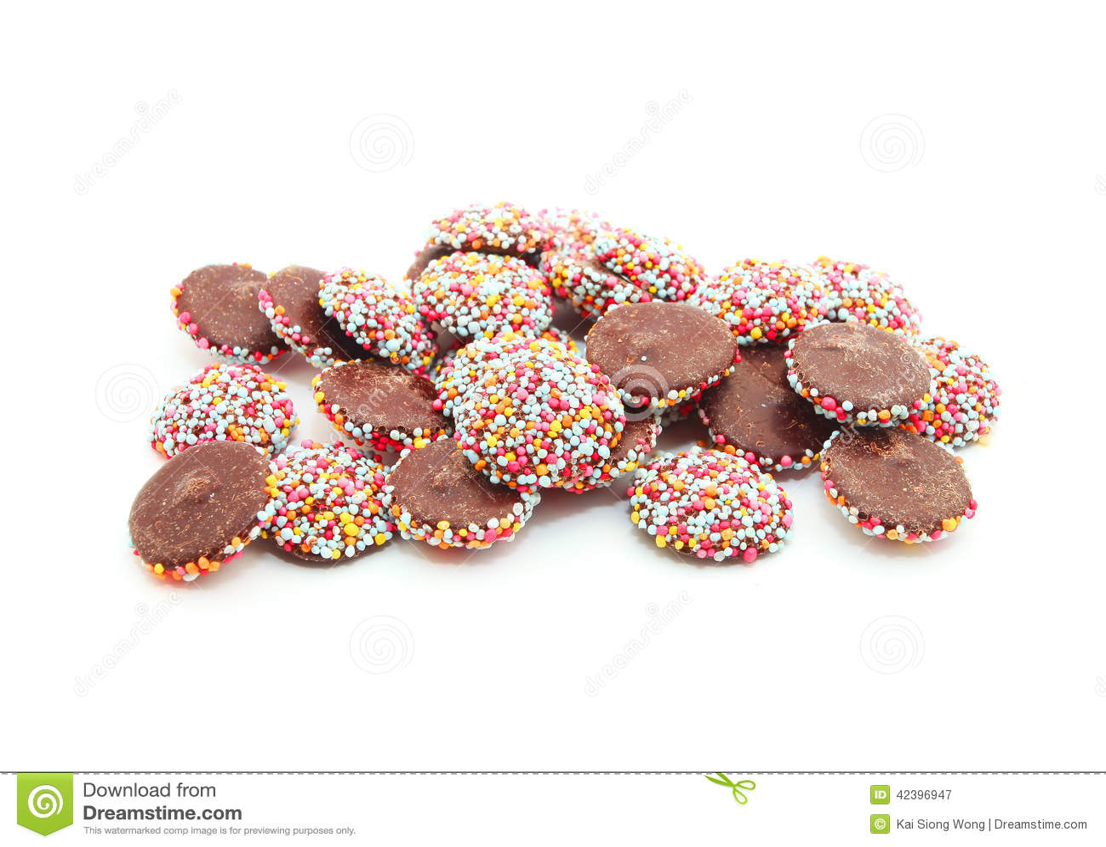 White Chocolate Sprinkles Fudge