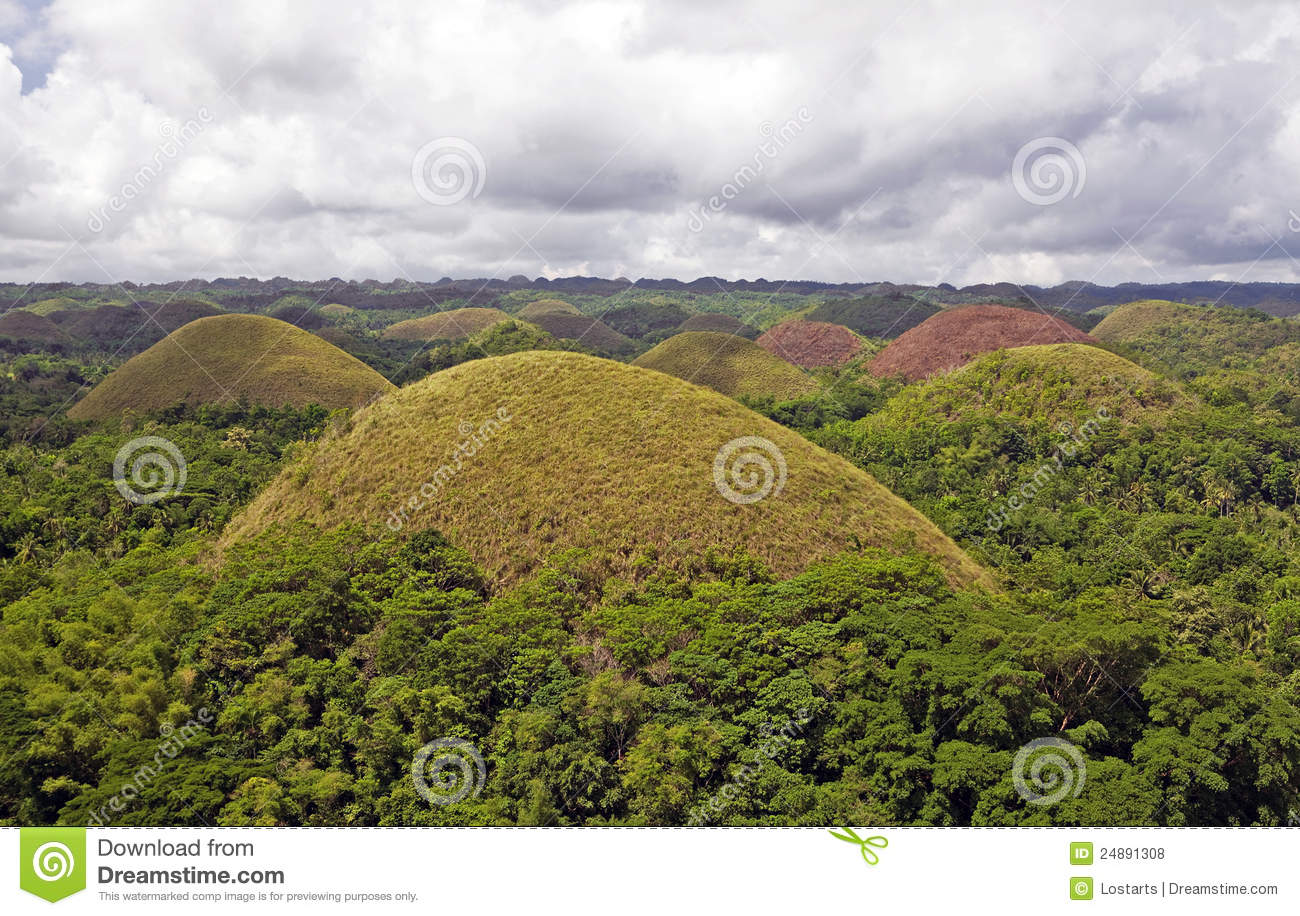 Chocolate Hills Royalt...