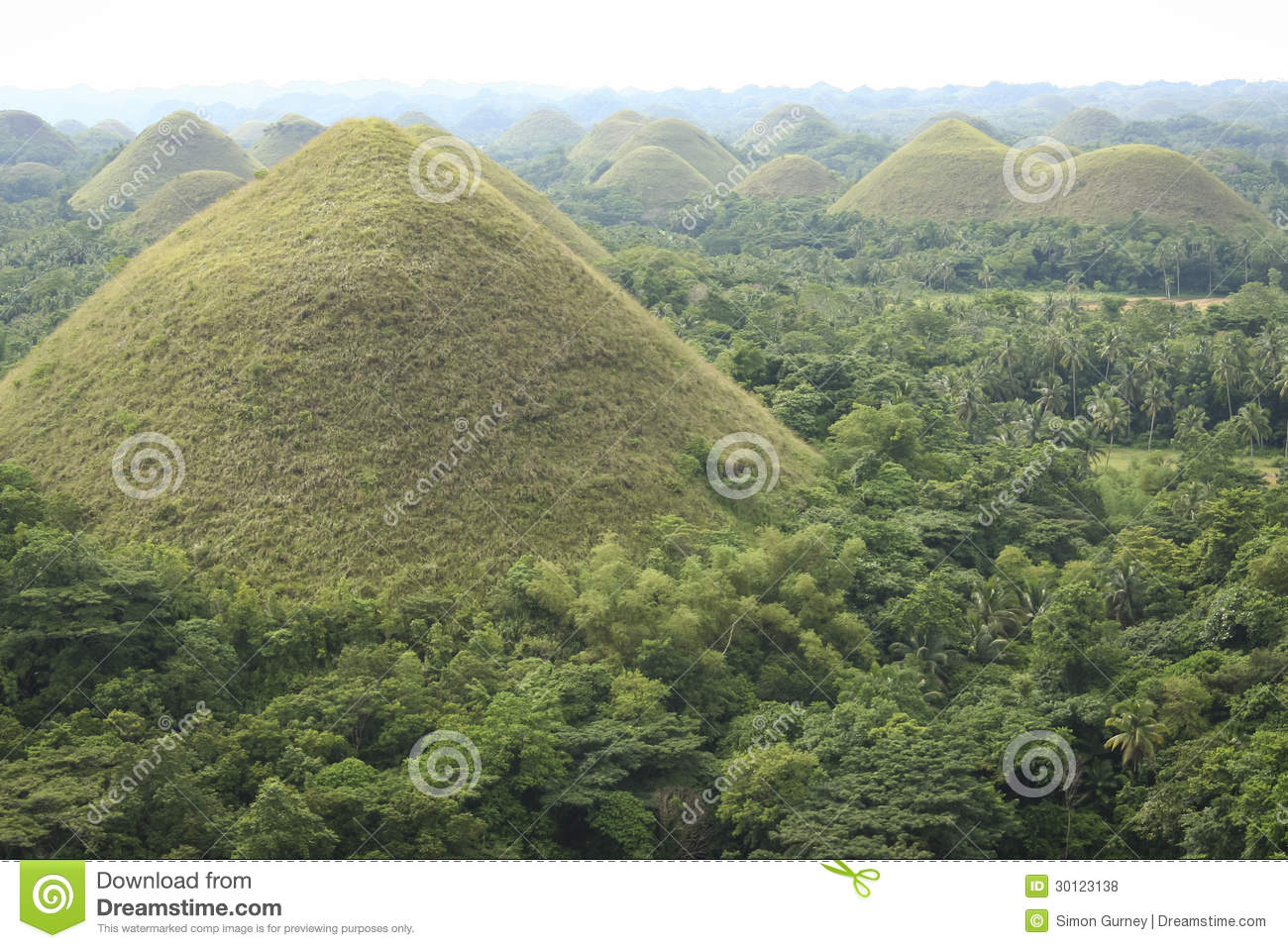 Chocolate Hills Bohol ...