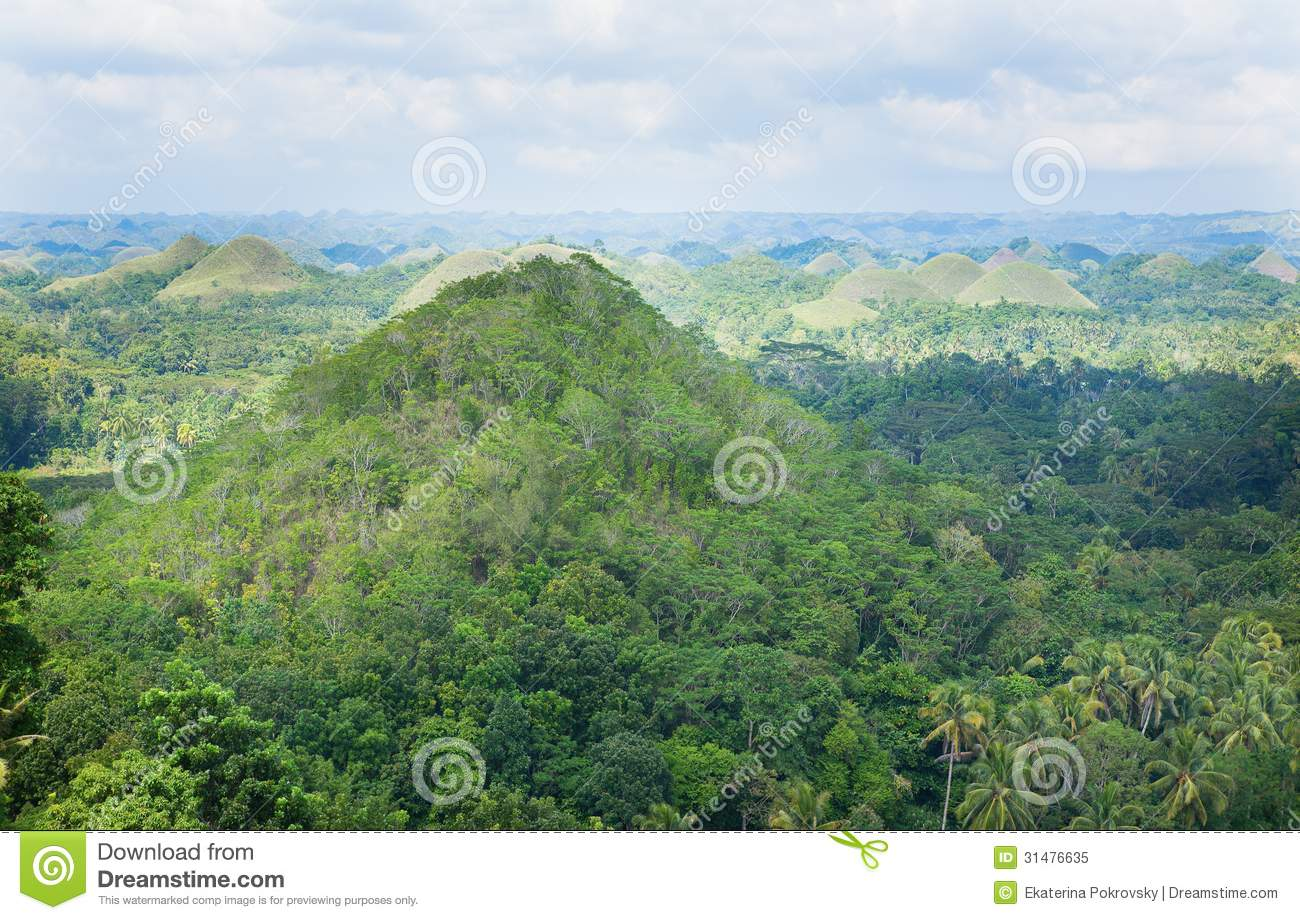 Chocolate Hills  Bohol...