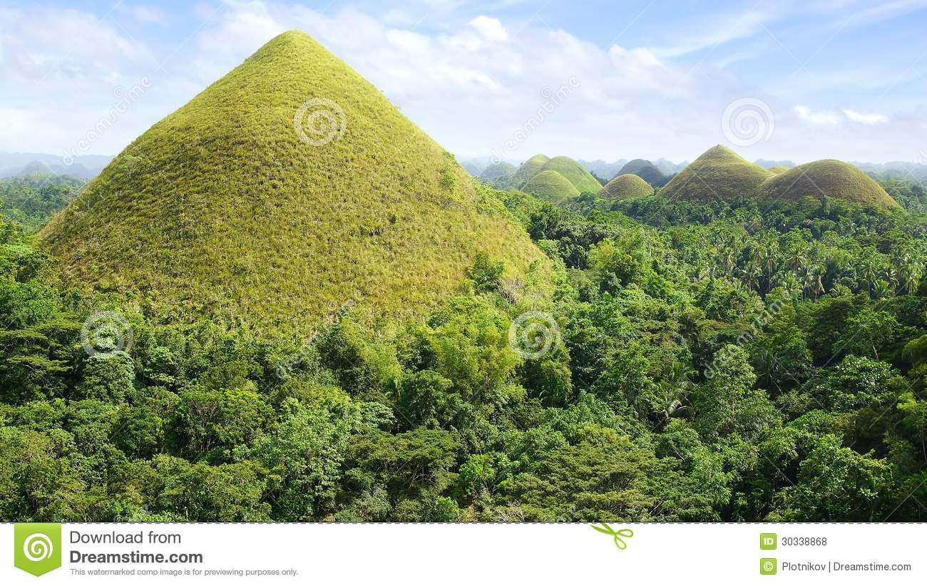 Chocolate Hills  Phili...