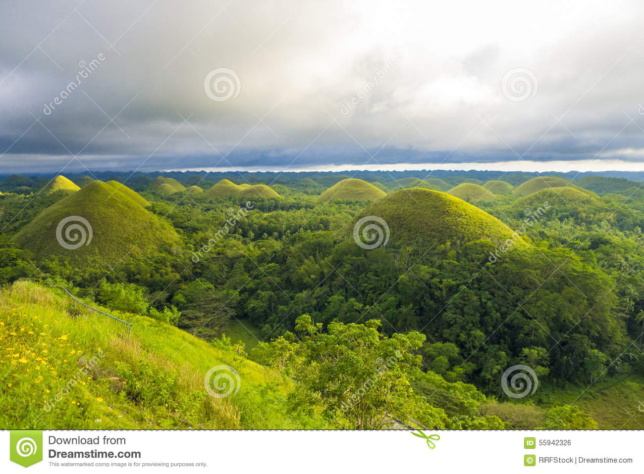 Chocolate Hills Philip...