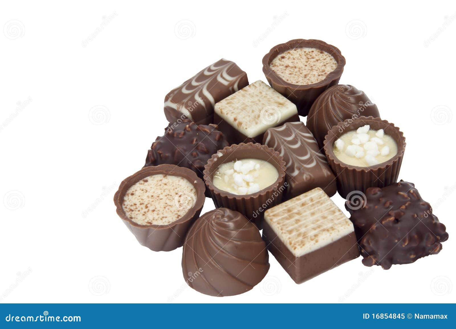Chocolate luxuoso