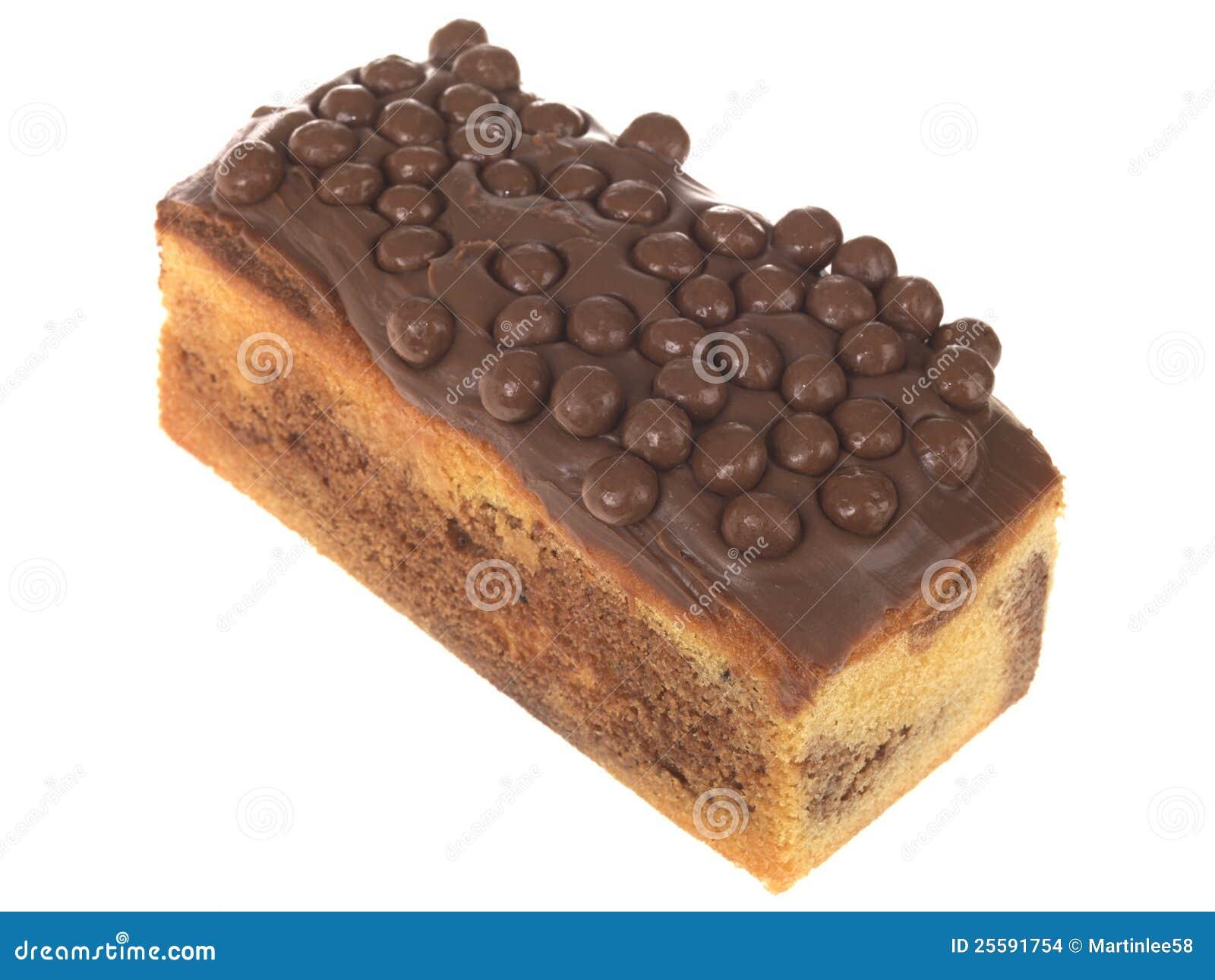 Chocolate Madeira Loaf Cake