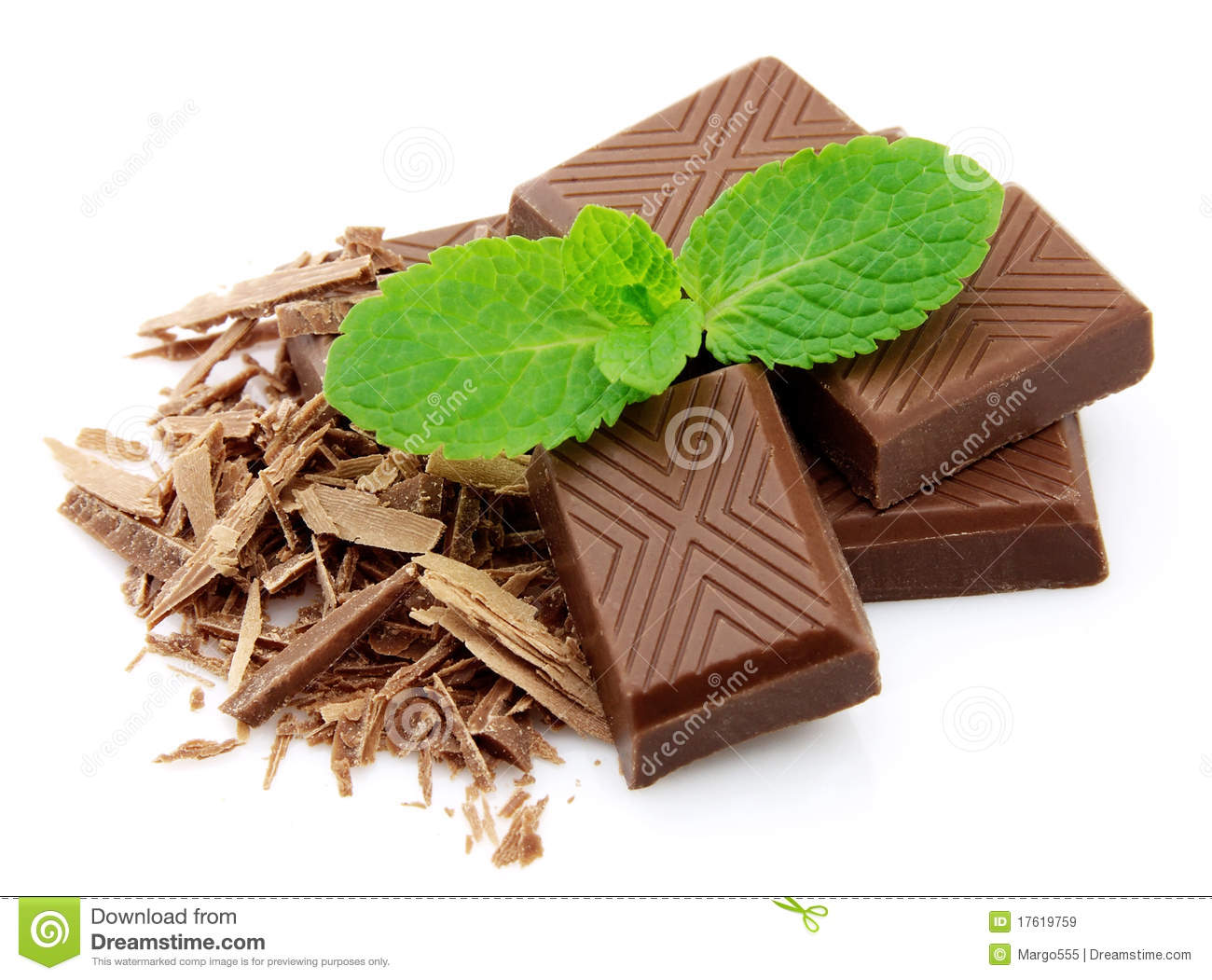 how to use chocolate mint
