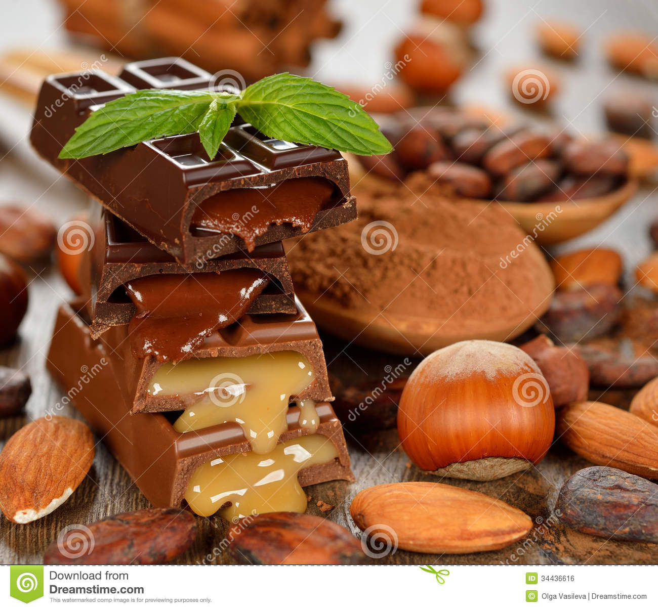 COCOA AND NUTS