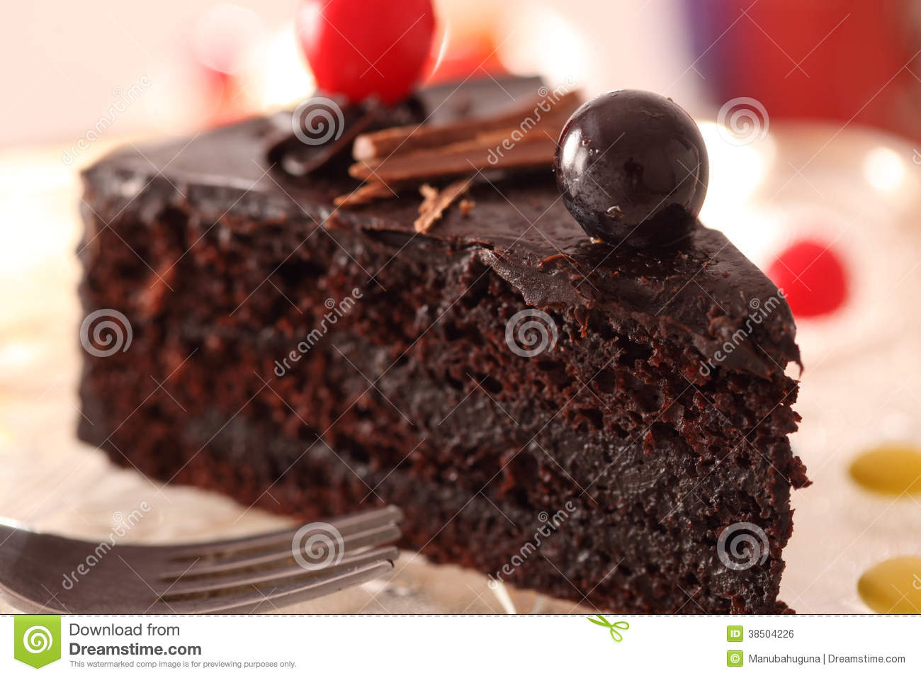 Chocolate Pastry Cake Images : Chocolate Pastry Royalty Free Stock Image - Image: 38504226