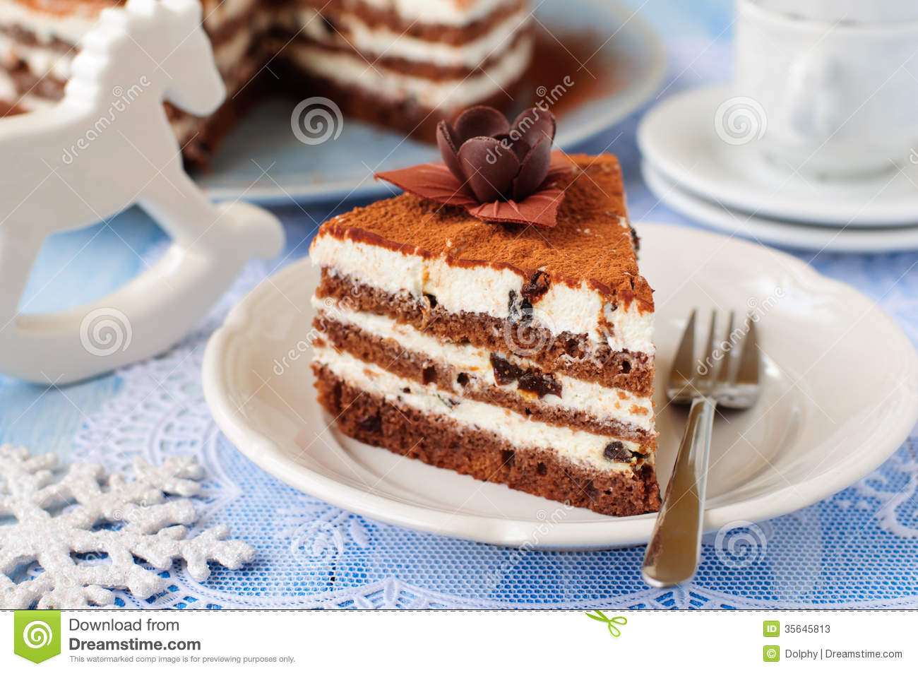 Calories In Chocolate Cake With Buttercream Icing