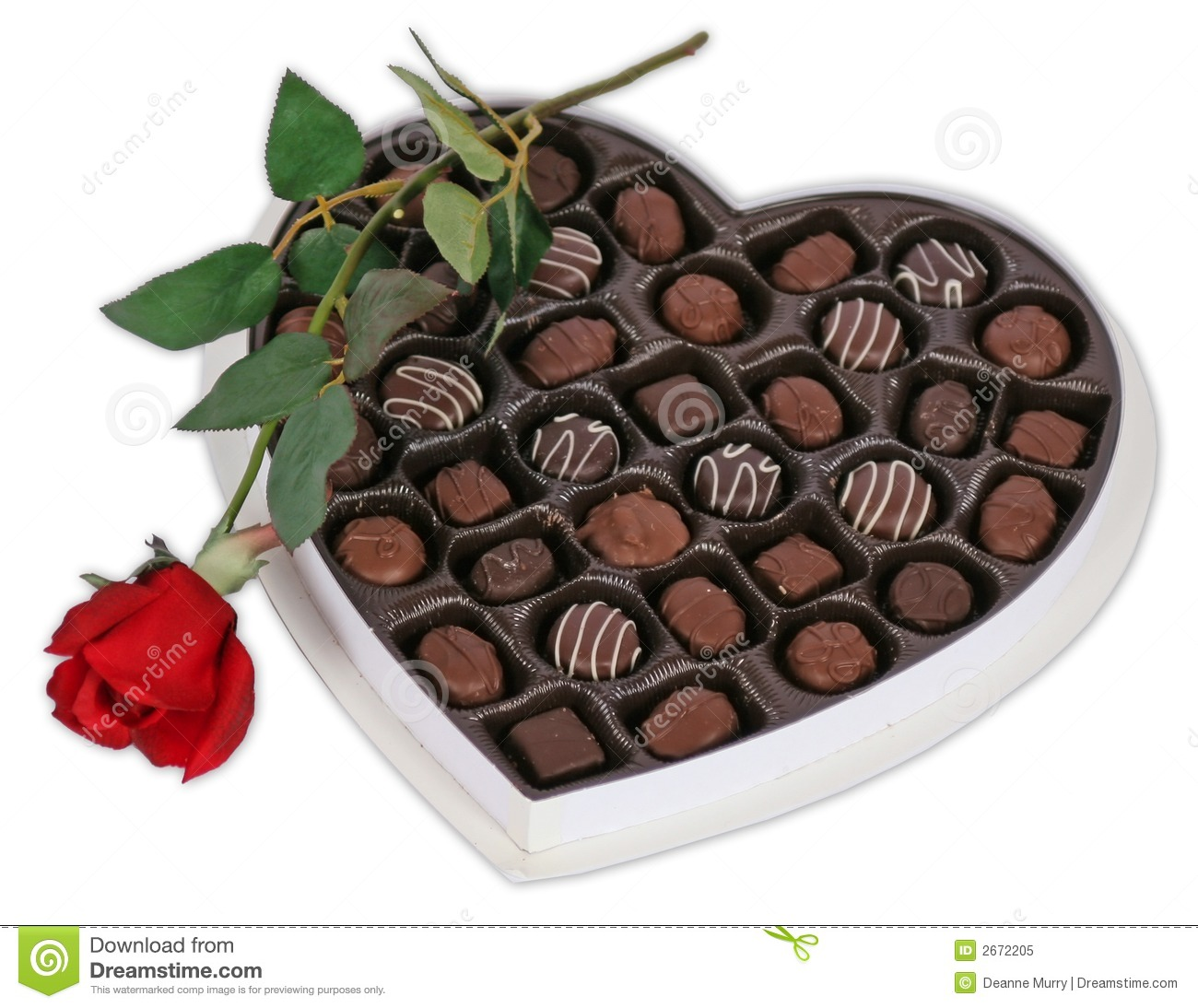 Chocolates N Roses Stock Photos, Images, & Pictures - 528 Images