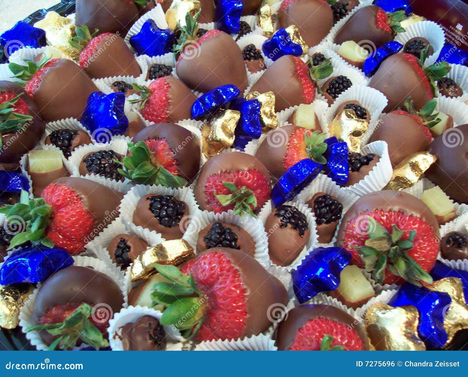 Chocolate sumergido
