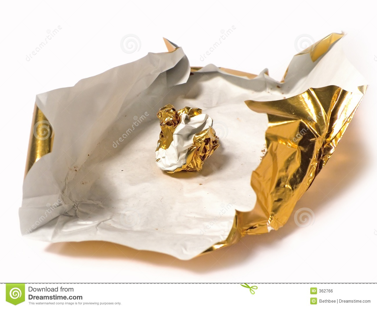 Chocolate Wrapper Royalty Free Stock Image - Image: 37859196