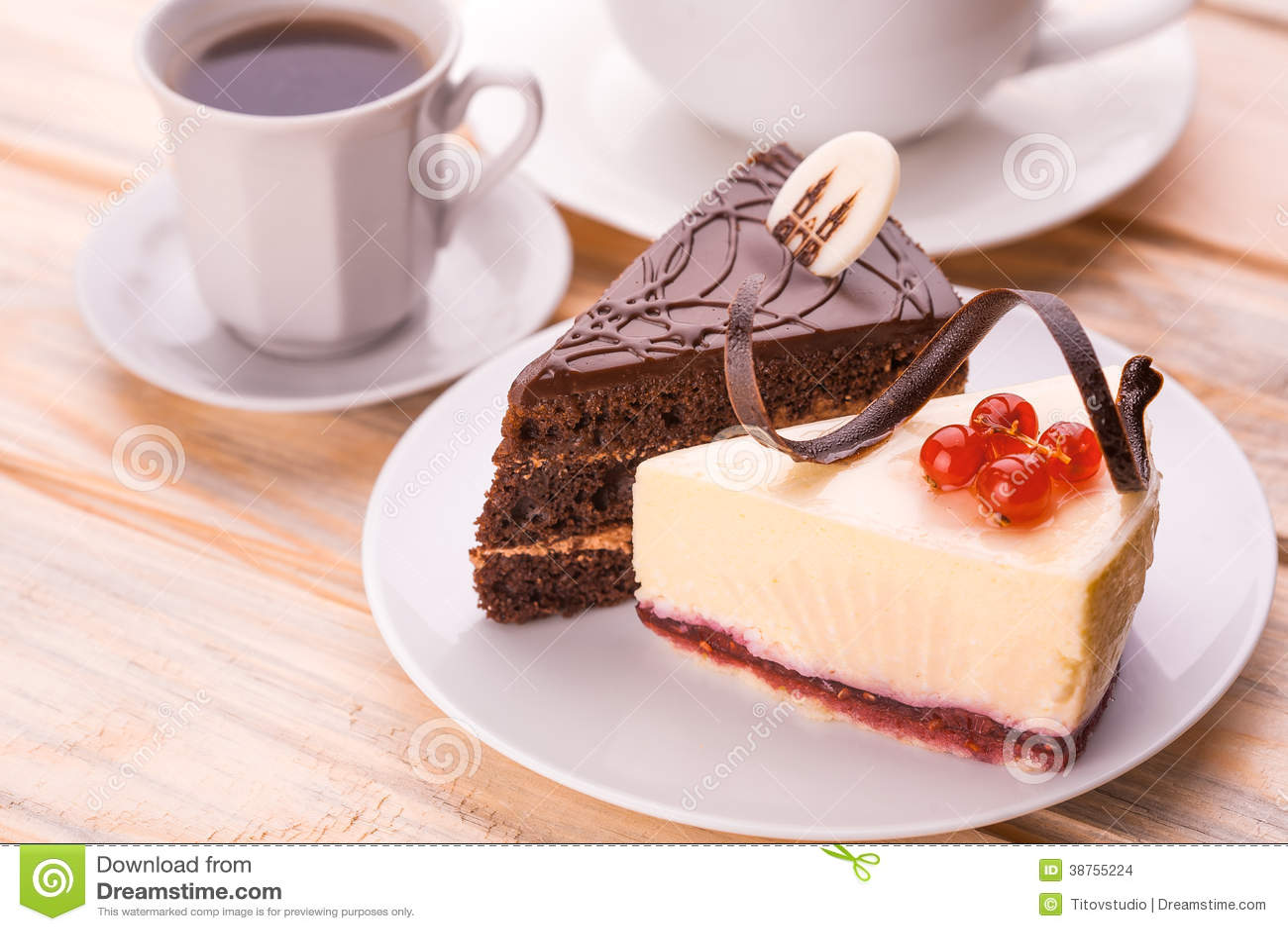 Coffee Cup C Cake