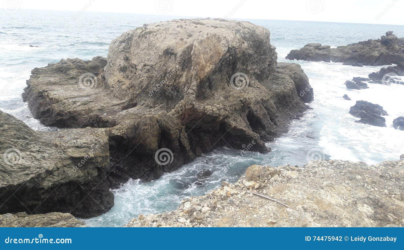 Chocolatera - spiaggia