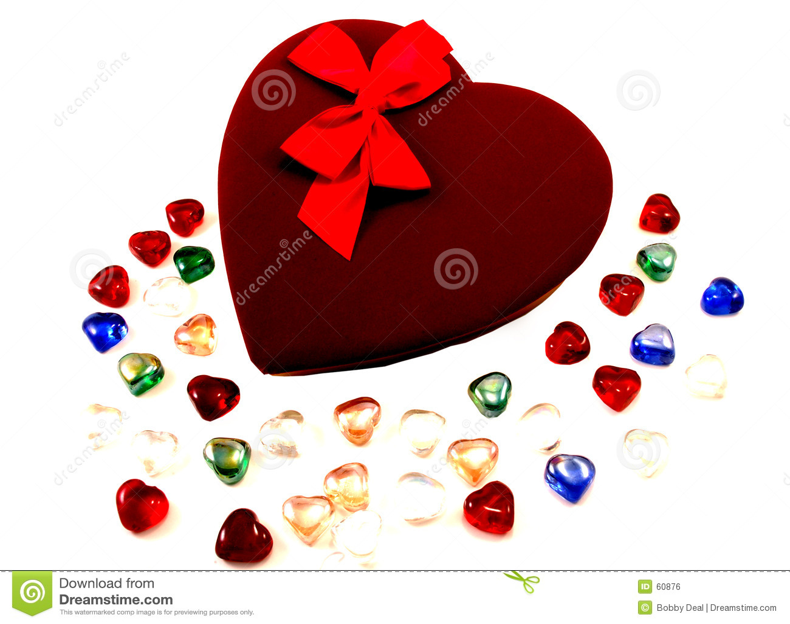 Chocolates do Valentim