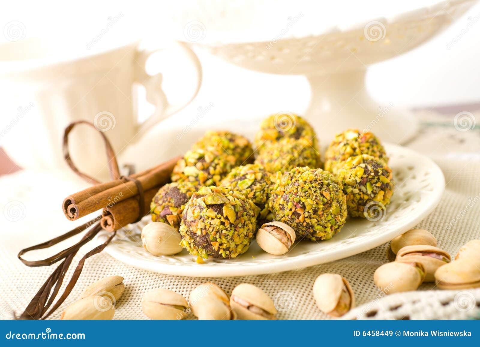 Chocolates hechos a mano