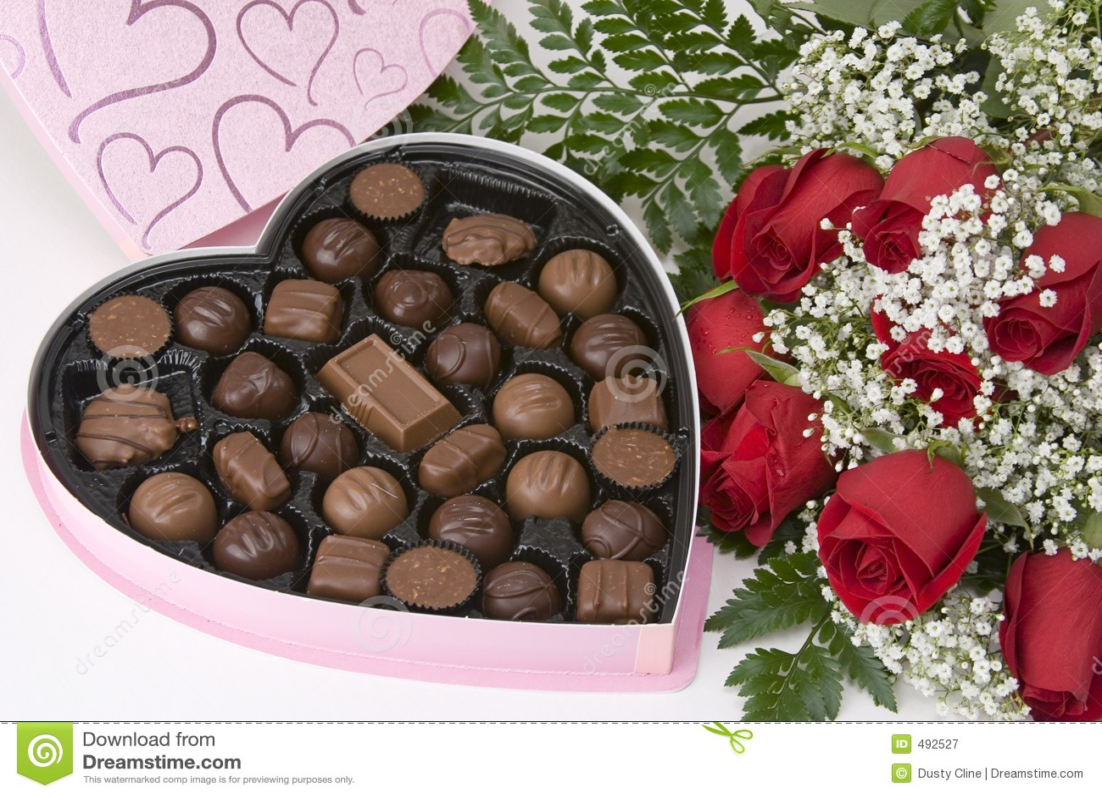 Chocolates n Roses