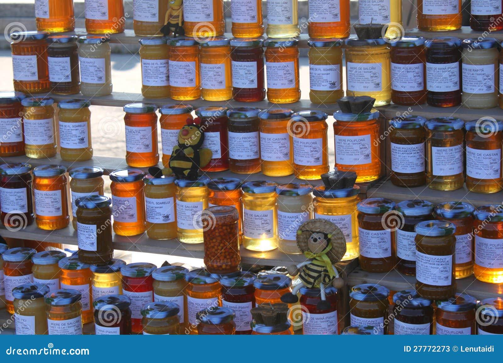 Chocs de miel