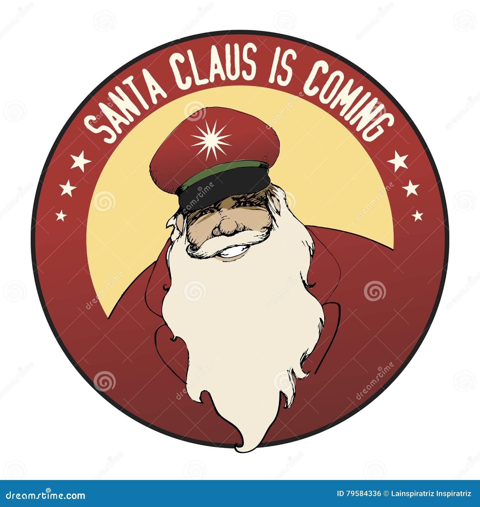 Chodź Santa claus