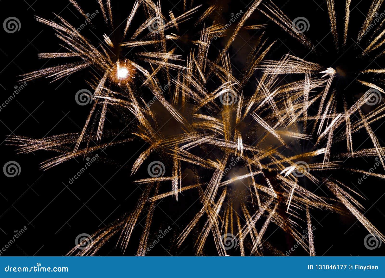 Chofu Autumn Fireworks Festival 2018