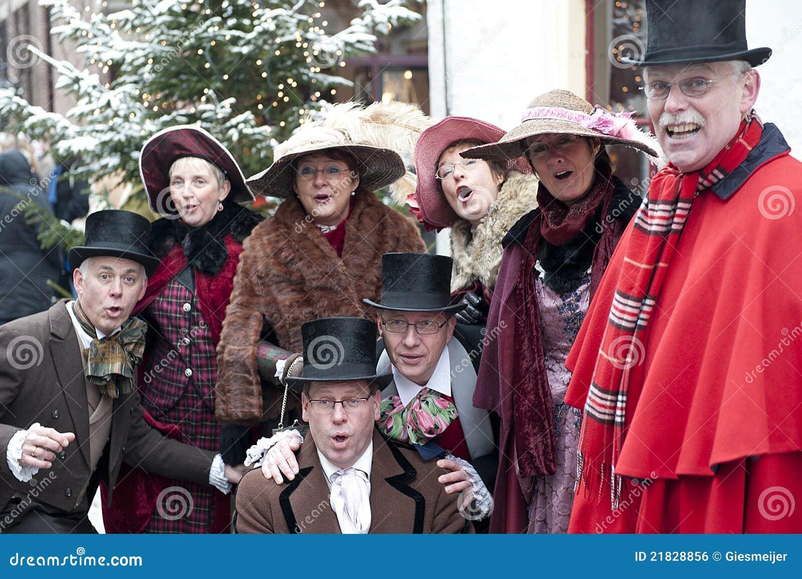 Choir in the victorian age
