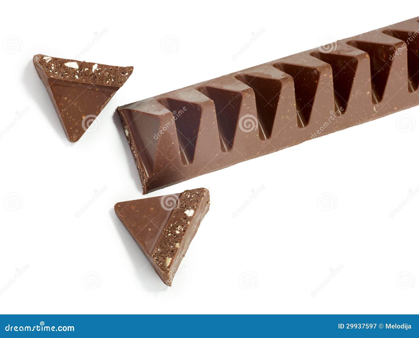 formar till choklad