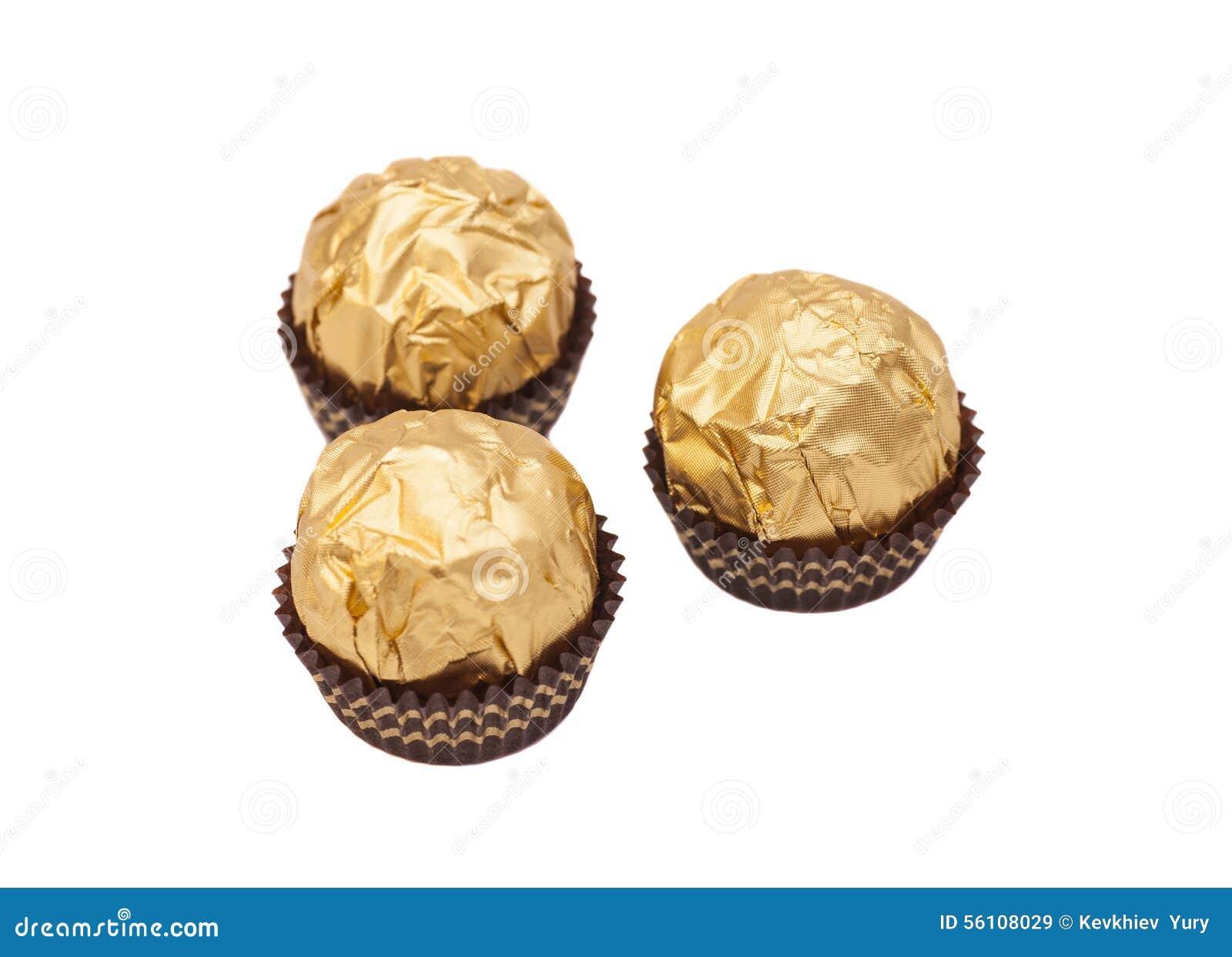 choklad i papper