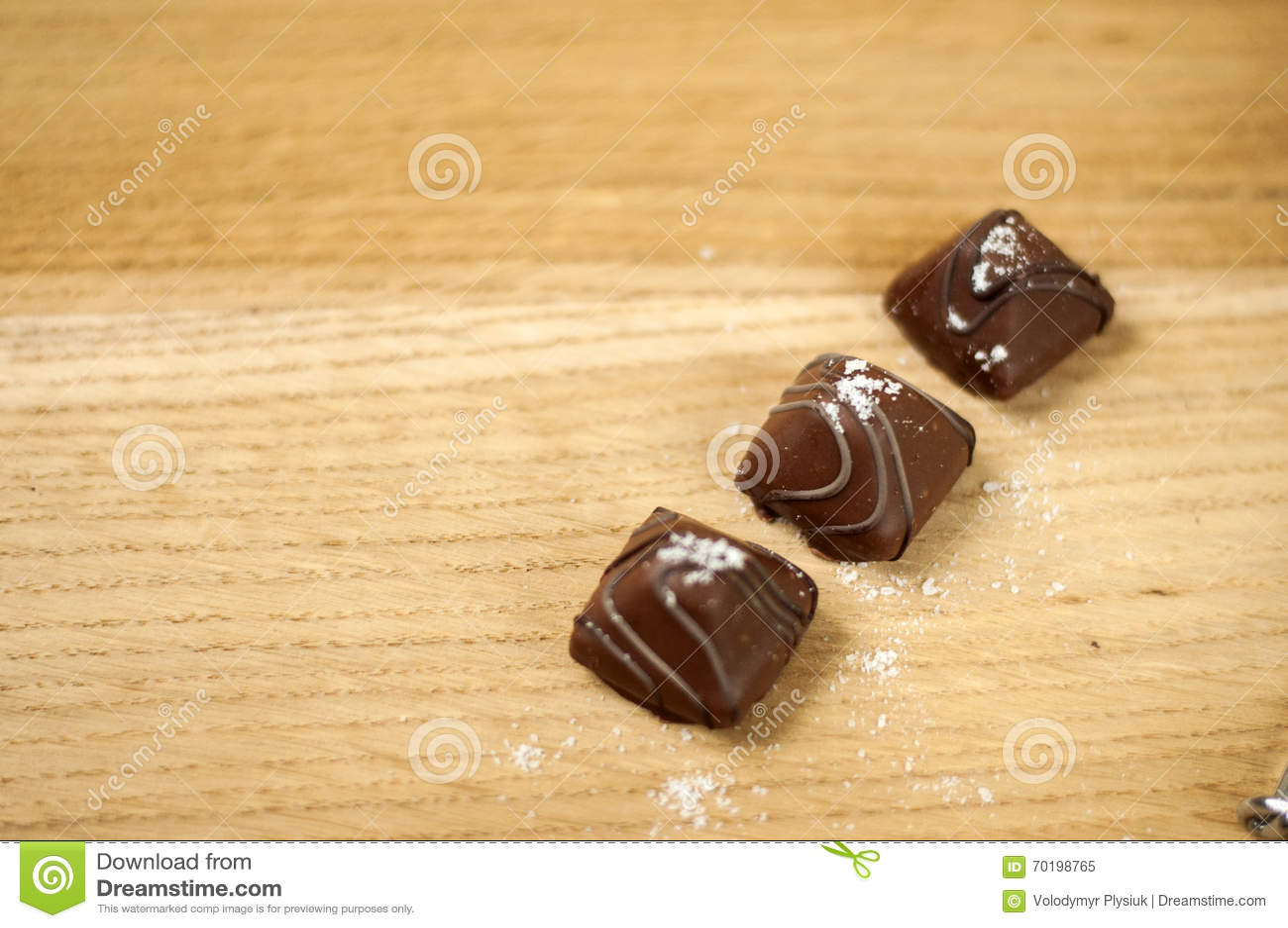 Choklad med det salta havet