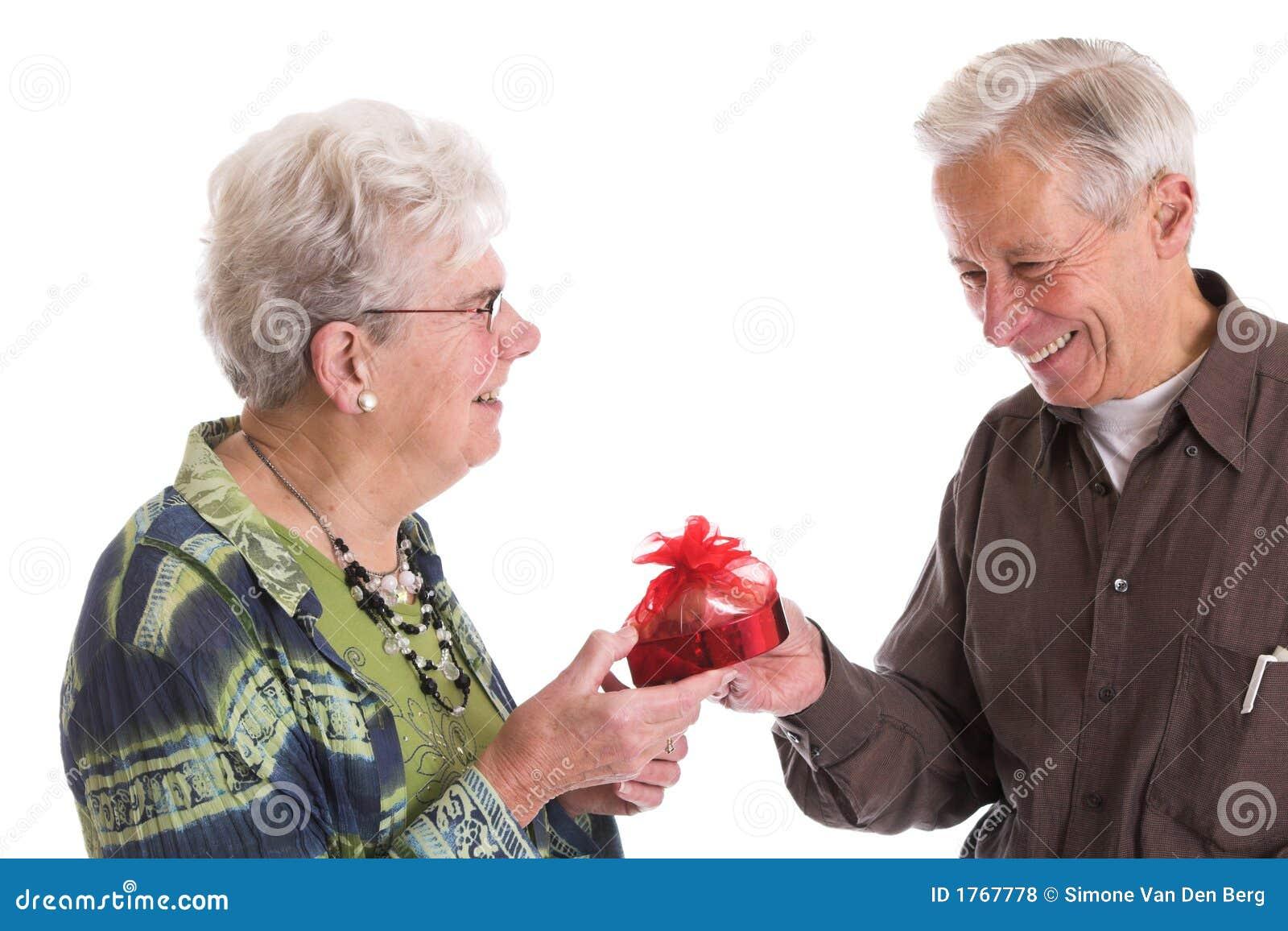 Choklader som ger henne