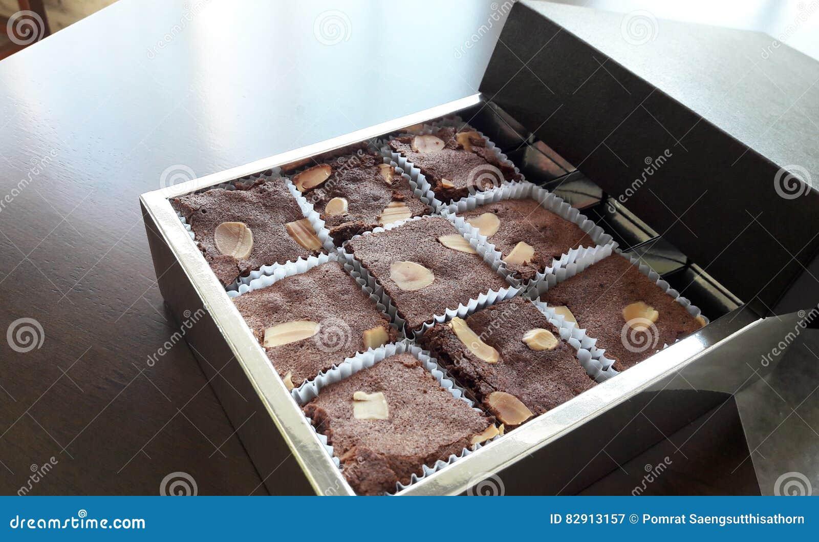 Chokladnissen i asken