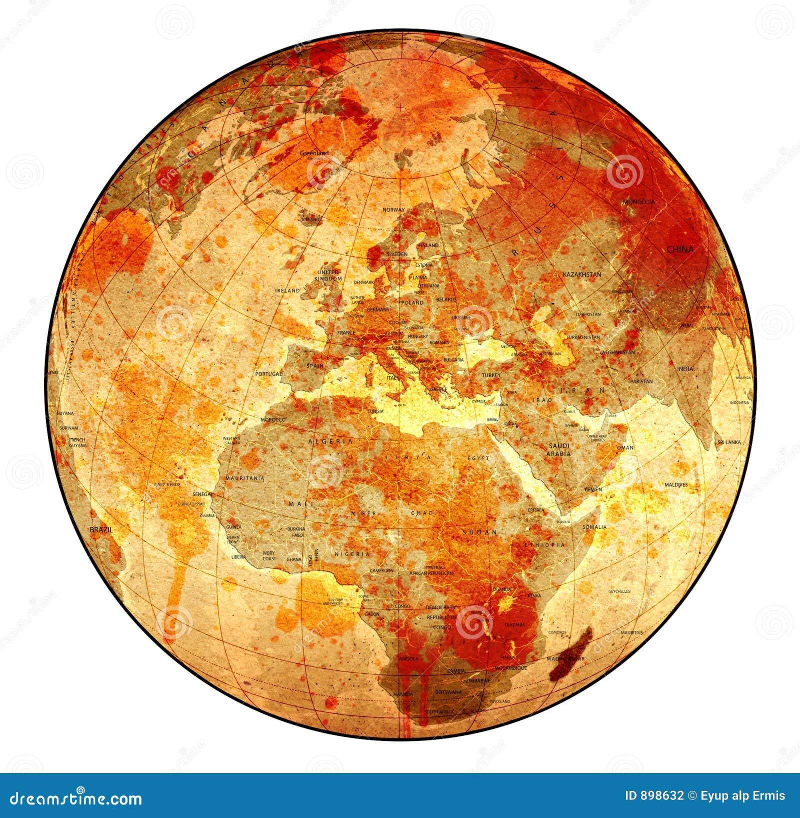 Cholerna globe stara