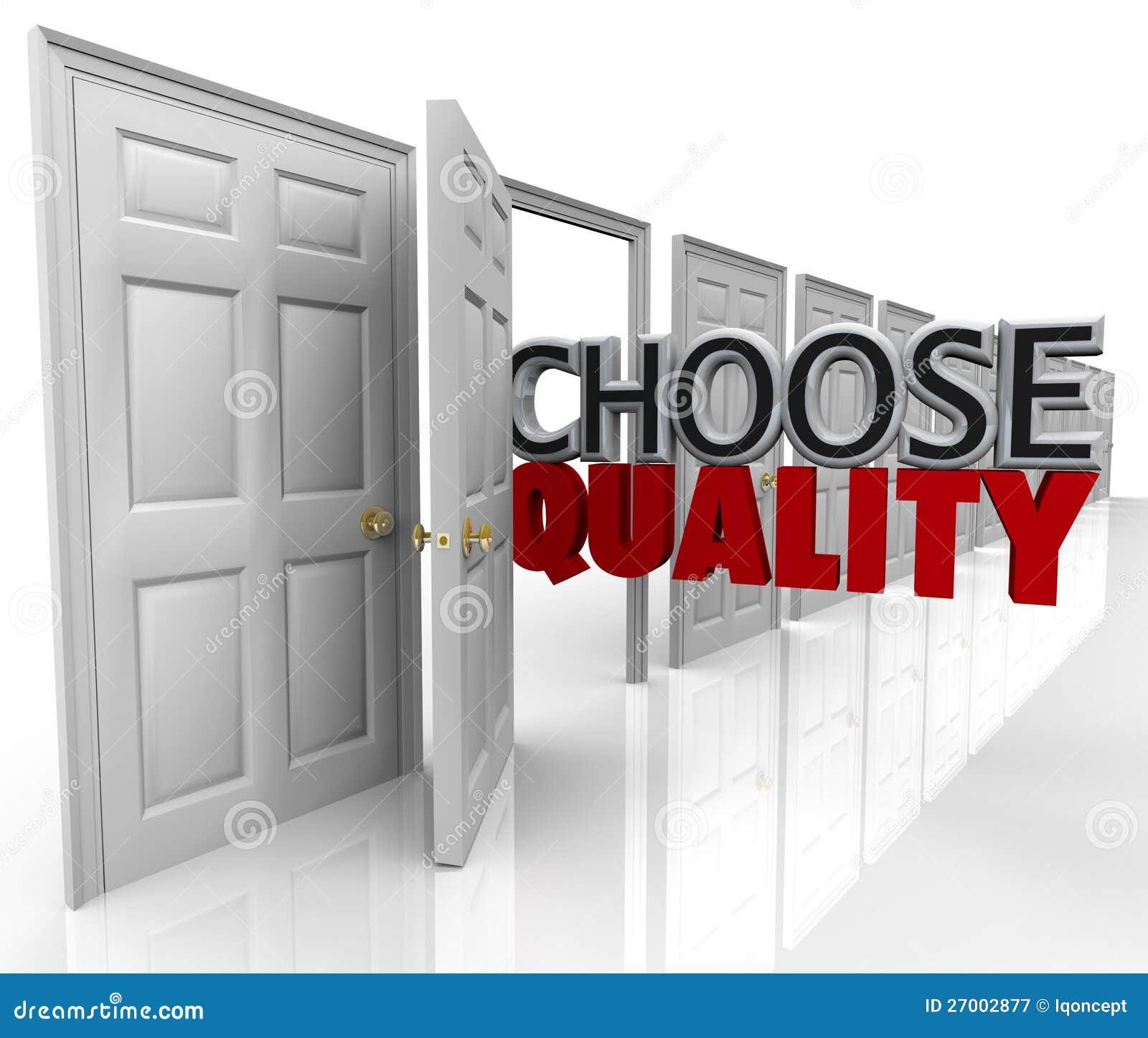 Good idea is chosen cartoon vector for Idea accredited door dealer