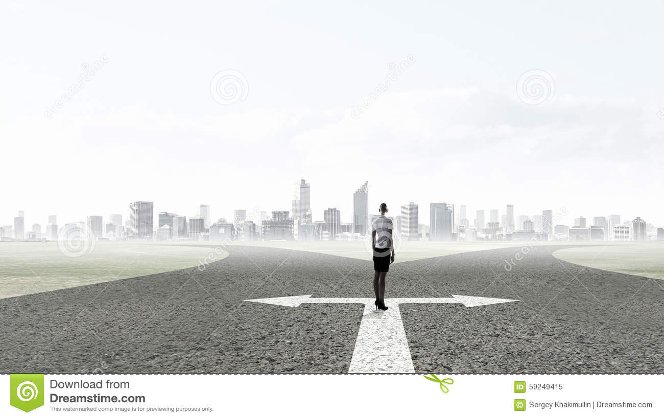 Standing at a crossroad essay