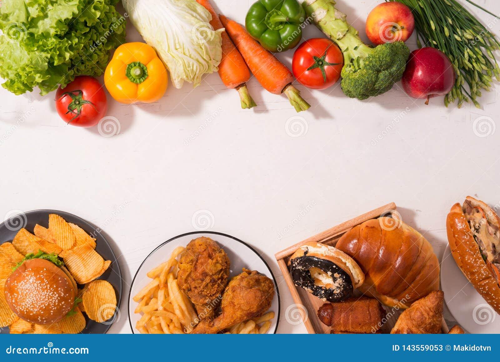 Choosing Between Fruits And Sweets  Healthy Versus Unhealthy