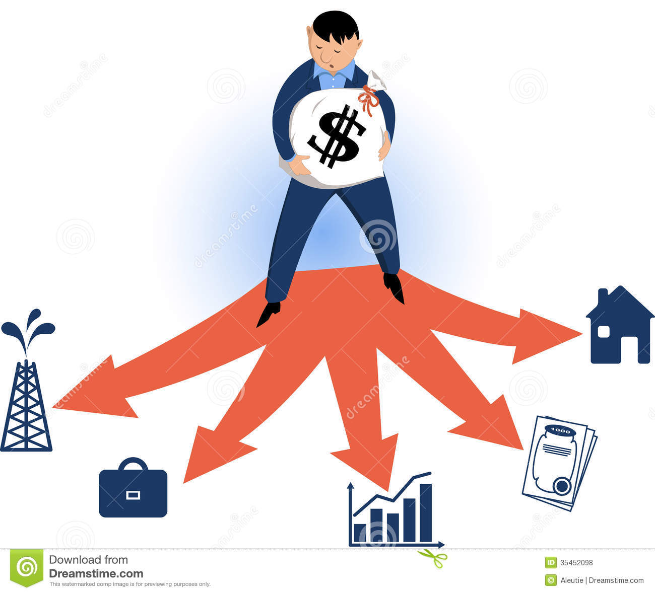 Investment Firm Clip Art