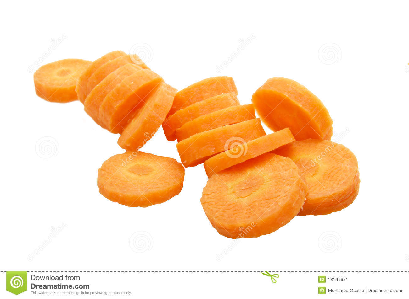 chopped carrots - photo #23