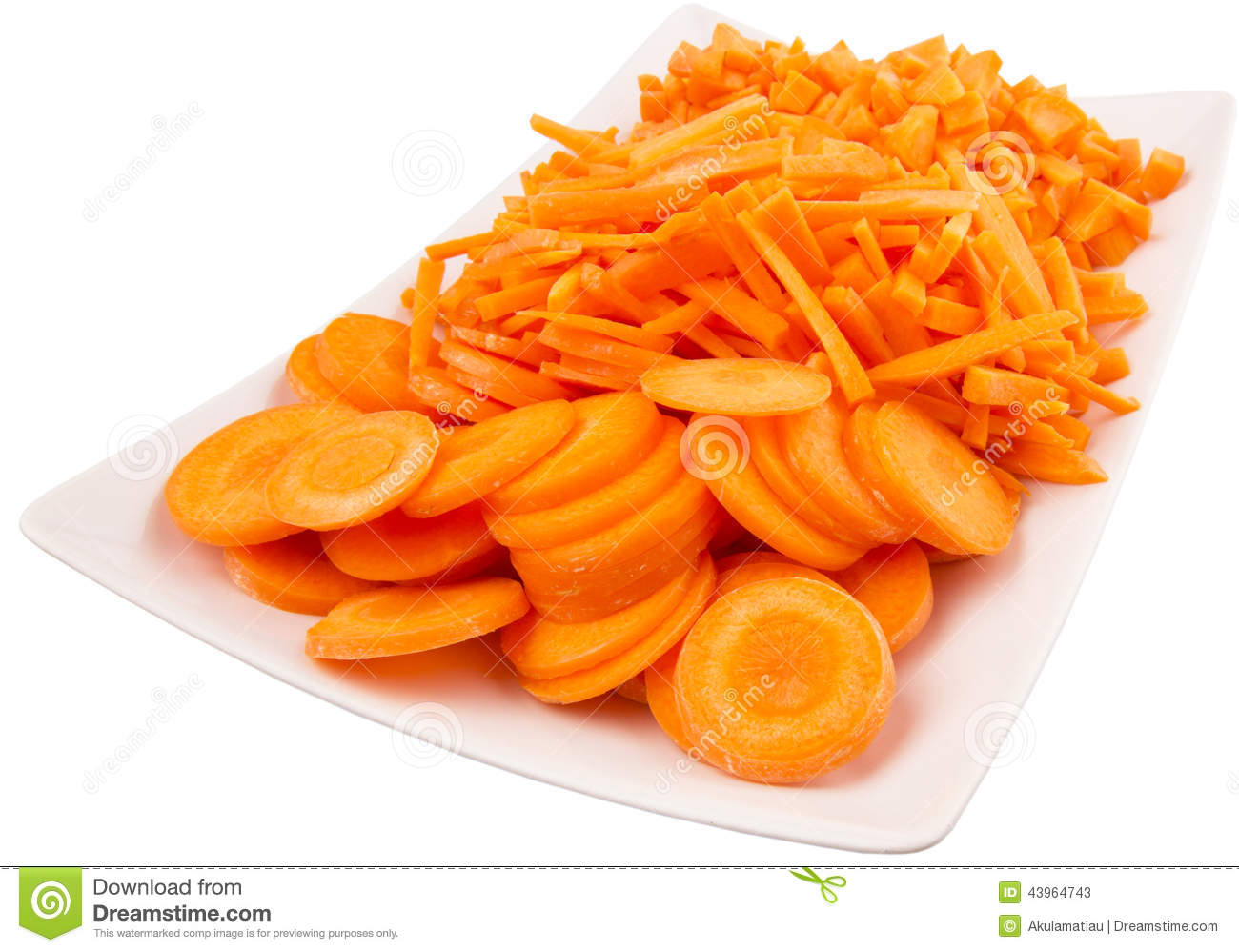 chopped carrots - photo #46