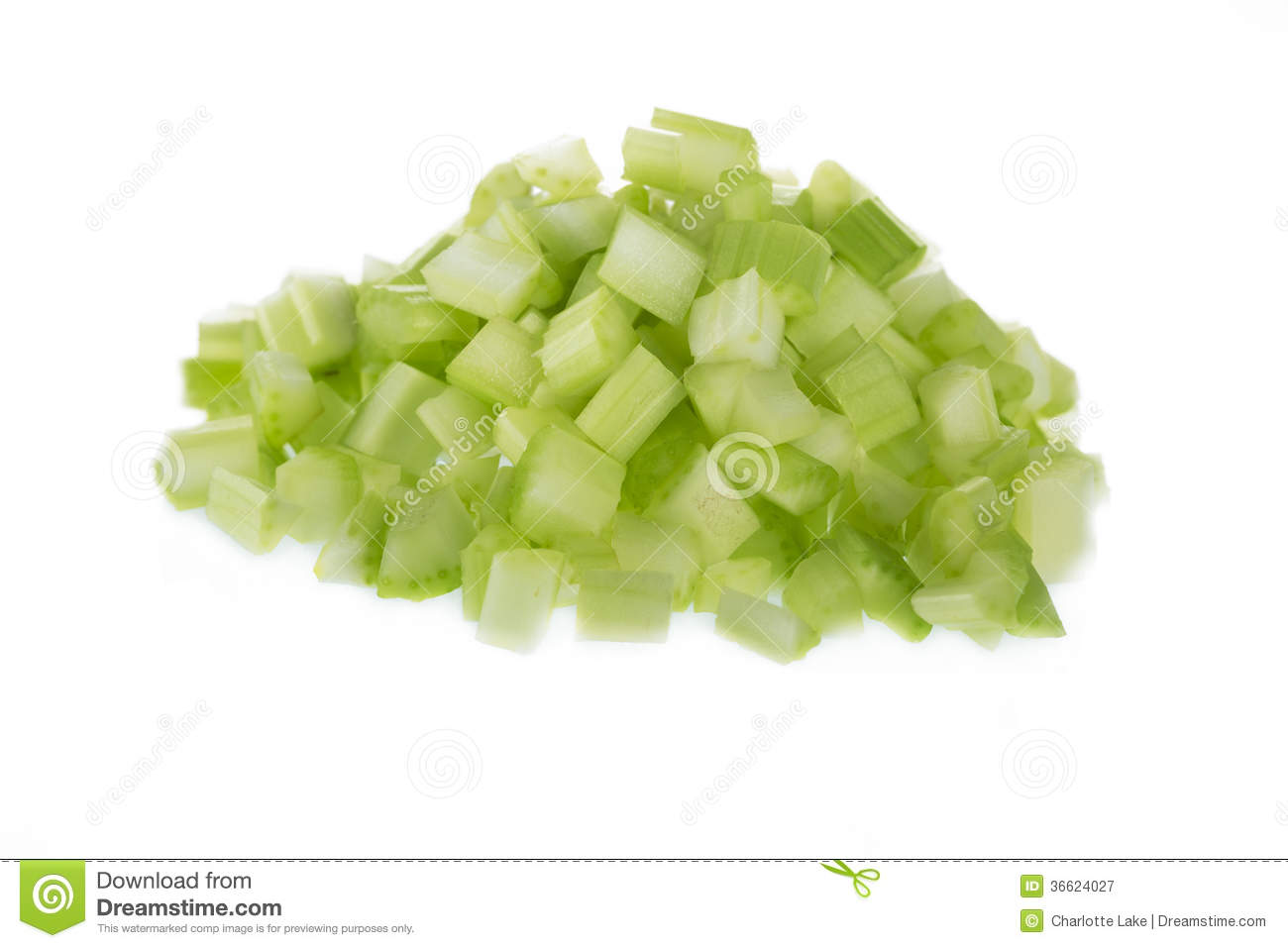 chopped celery - photo #9