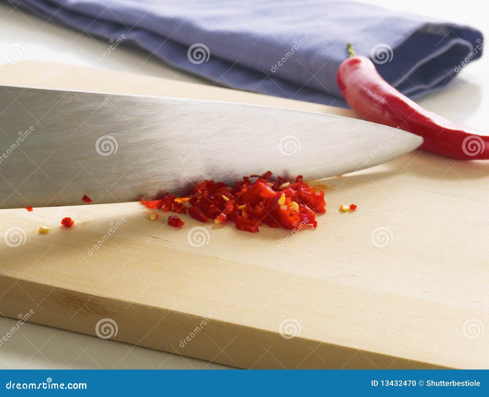 Chopped Chillies