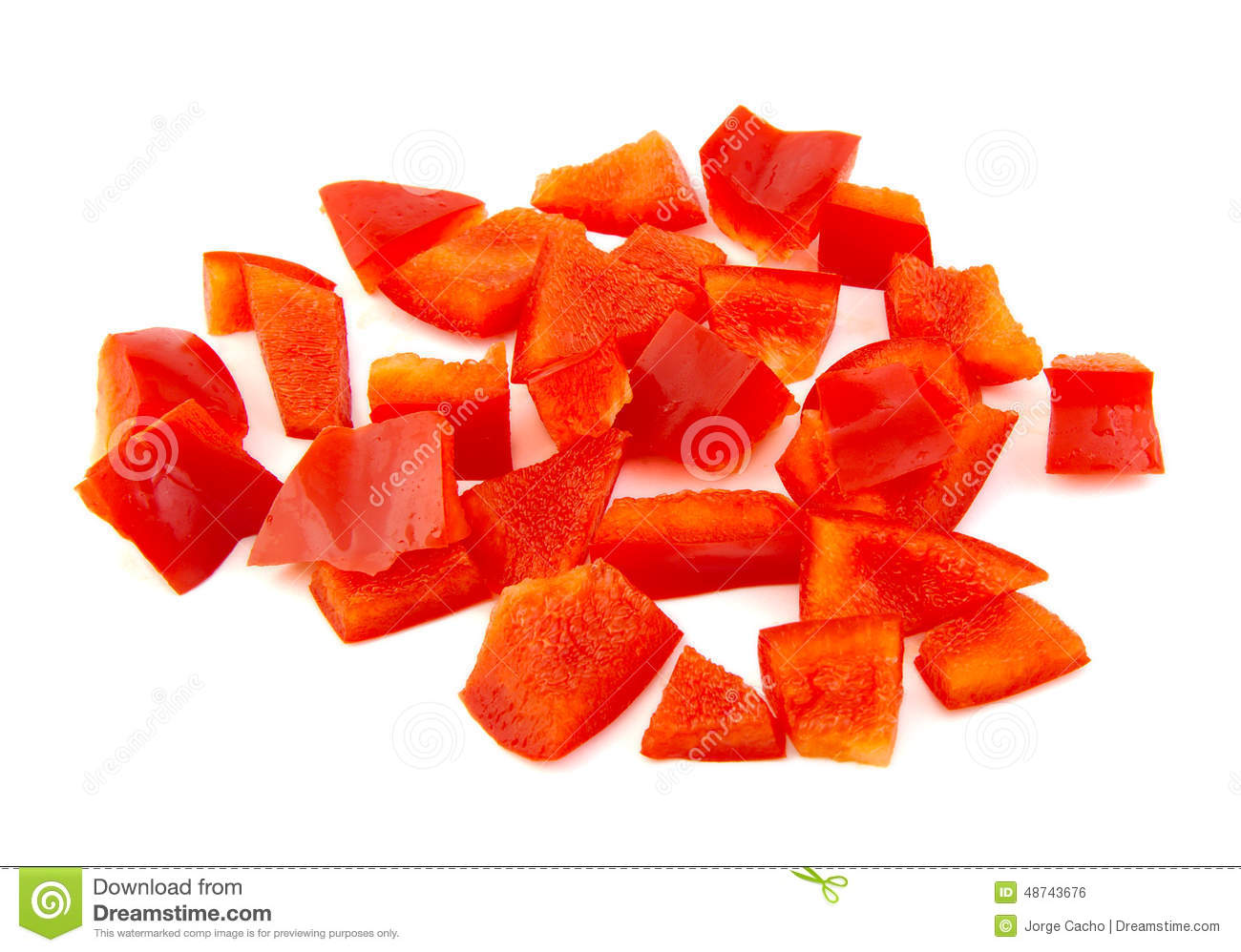 Chopped Red Pepper On White Background Stock Photo Watermelon Wallpaper Rainbow Find Free HD for Desktop [freshlhys.tk]